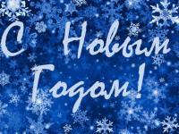 Наш веселый Новый год!