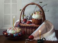Поздравляем со Светлым праздником Пасхи